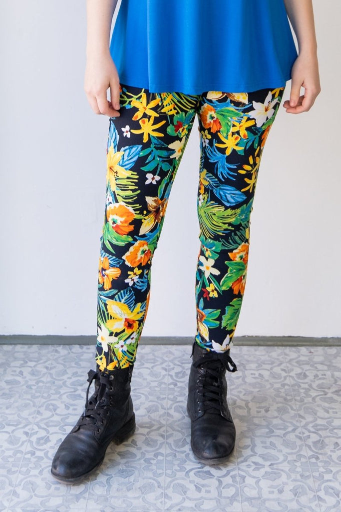 Jungle Printed Pant - The Wardrobe