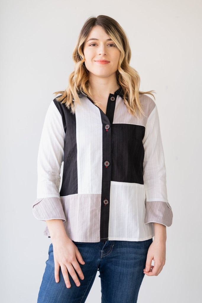 Kinny Cotton Shirt - The Wardrobe