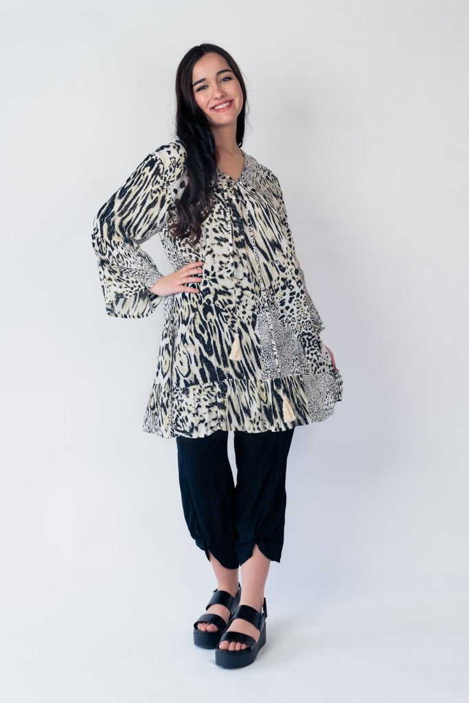 Nala Boho Tunic - The Wardrobe