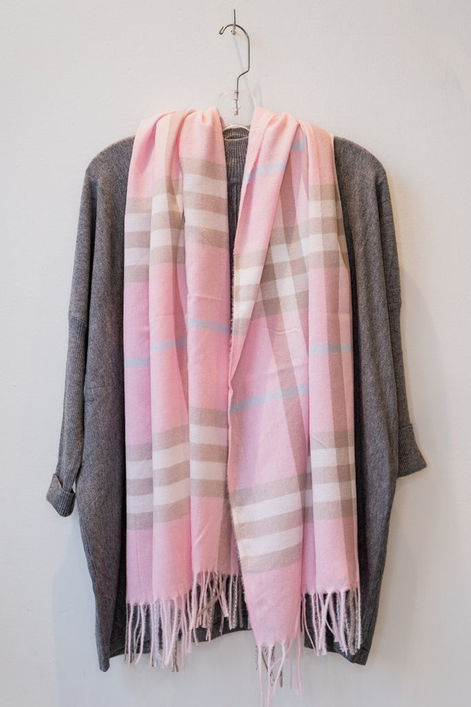 Plaid Scarf - The Wardrobe
