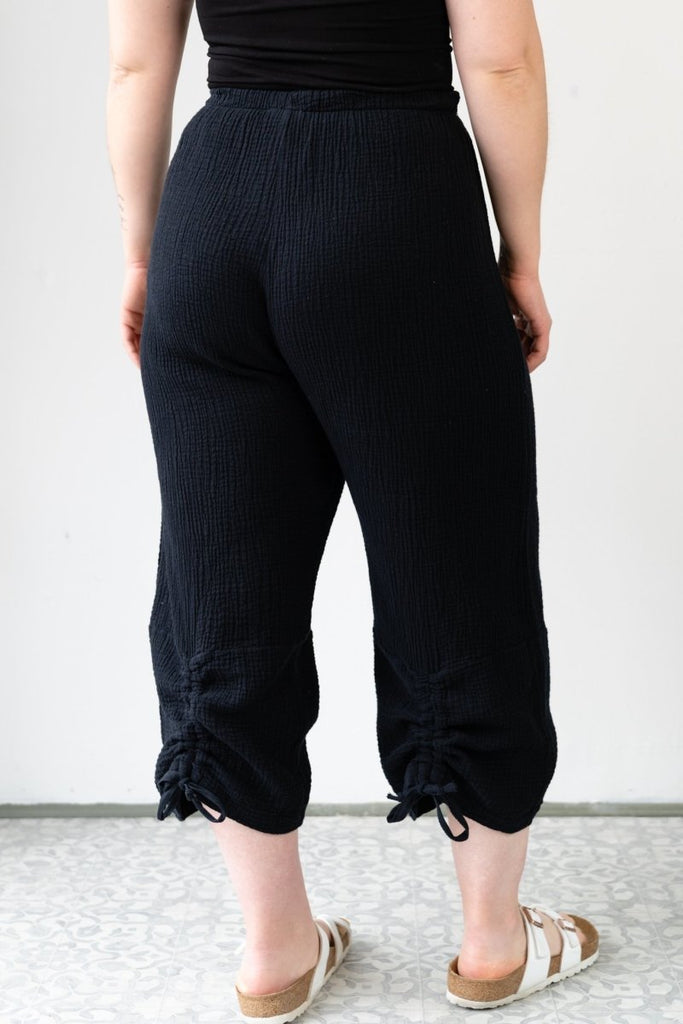 Ruched Pant - The Wardrobe