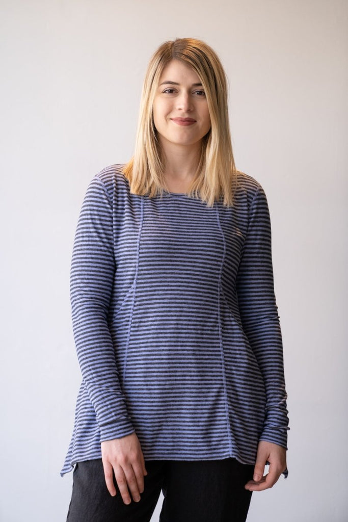 Stripe Pocket Tunic - The Wardrobe