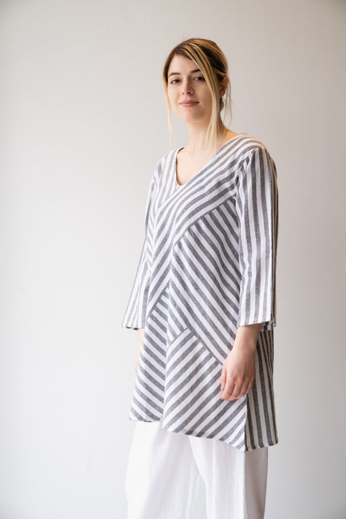 Stripe Tunic - The Wardrobe