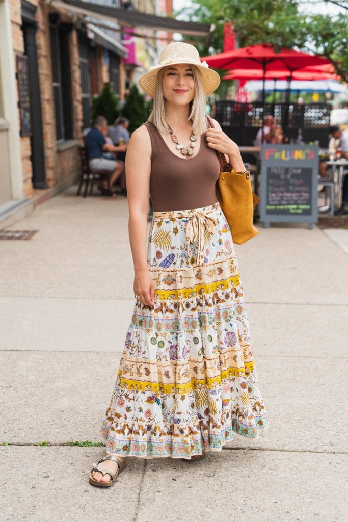 Sweet Freedom Maxi Skirt - The Wardrobe