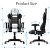 Furgle Throne Gaming Chair