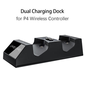 PS4 Controller Dual Wireless Charging Dock