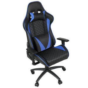 Gaming Chair with Headrest Lumbar Support