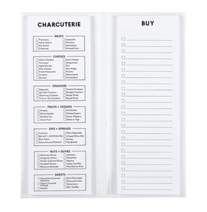 Charcuterie Shopping List
