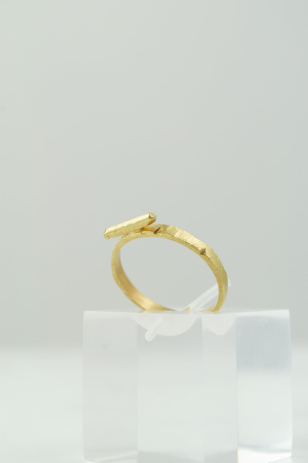 Root Gold Ring