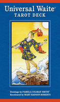 Universal Waite Tarot Deck - Pamela Colman Smith, Arthur Edward Waite