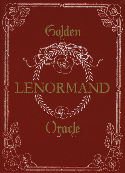 Golden Lenormand Oracle - Lunaea Weatherstone