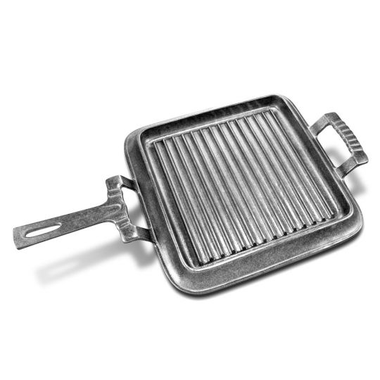 Grillware Square Griddle W/ Handlle