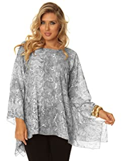 Sheer Tunic - One size