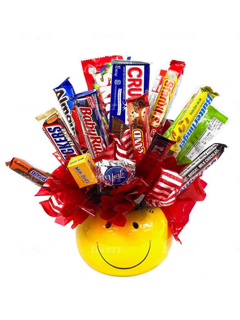 Doris Day Candy Bouquet