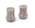 Salt And Pepper Mini Pewter Shakers