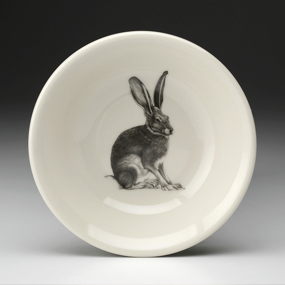 Sauce Bowl Sitting Hare