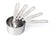 5 Piece Measuring Cups S/S Set