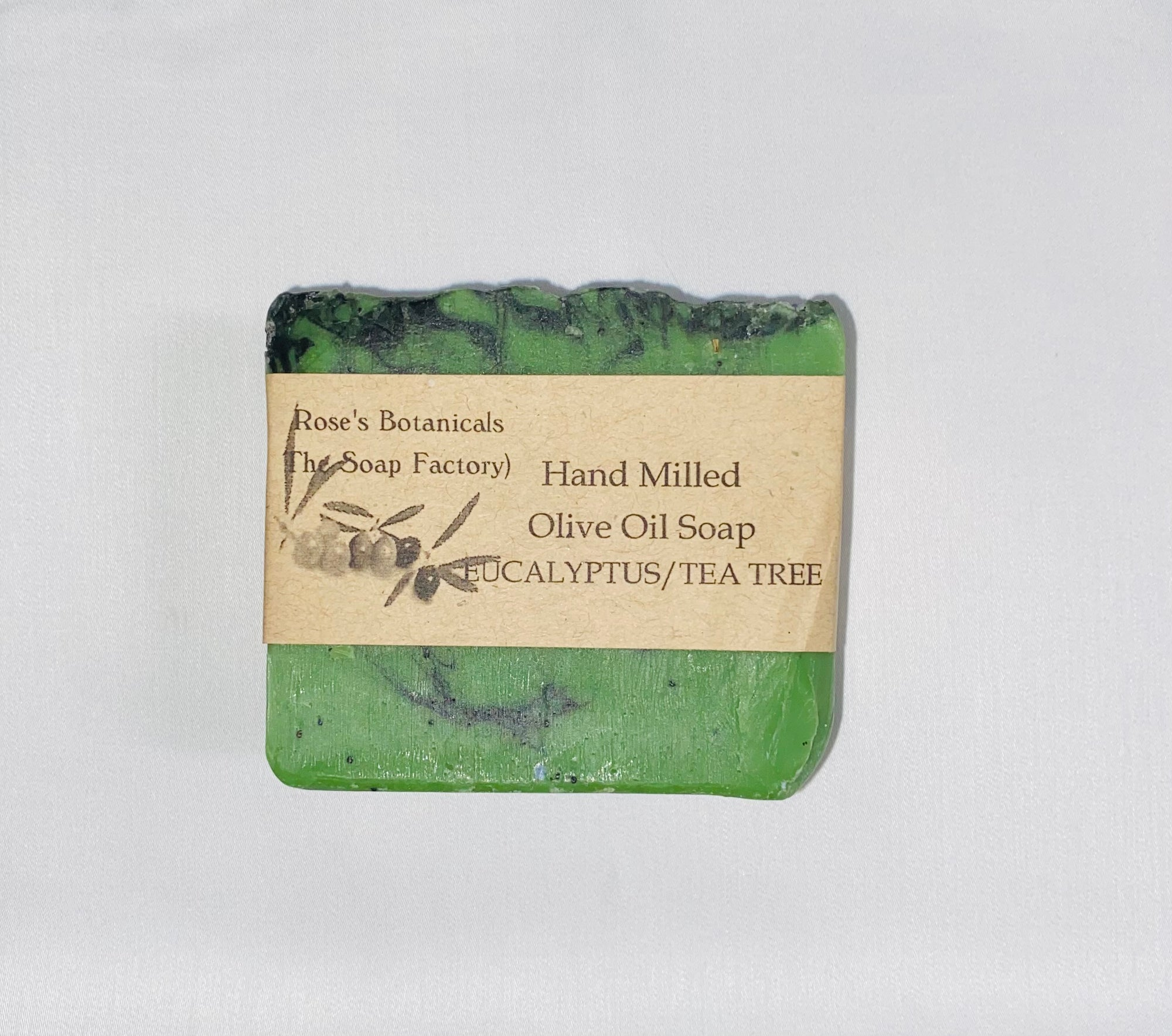 Hand Milled Olive Oil Soap