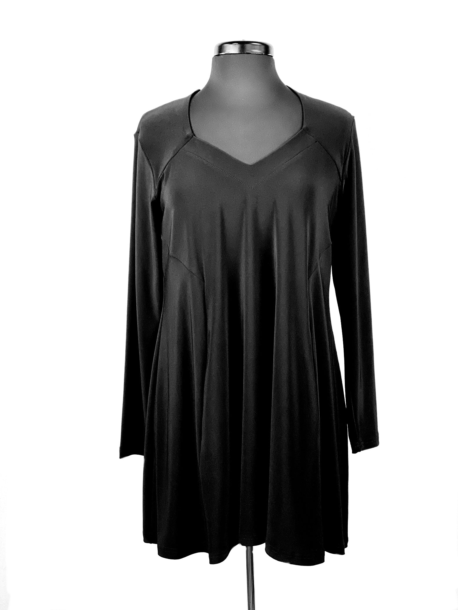 Aura Tunic, Long Sleeve