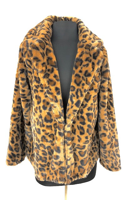 Faux Fur Jacket, Tog Enclosure