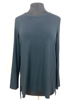 Long Sleeve Solid T Top