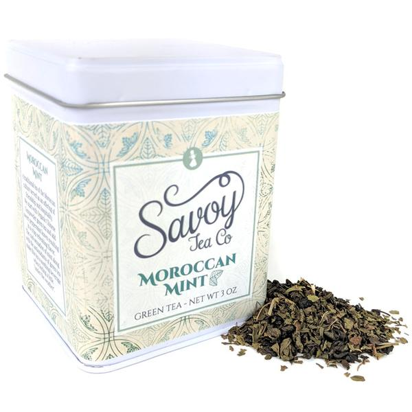 Moraccan Mint Green Tea Loose