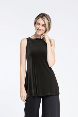Savvy Sleeveless Ideal To Go Tunic