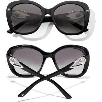 Chara Ellipse Sunglasses