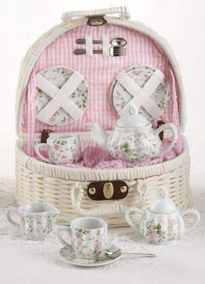 Collectable Tea Set- Pink