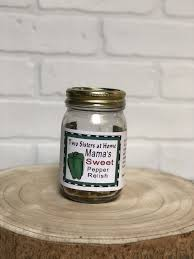 Mama'S Sweet Pepper Relish