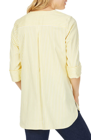 Lemon Vaughn 3/4 Tunic