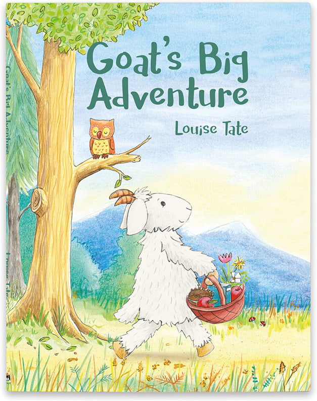 Goat's Big Adventure