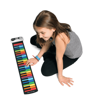 Rock and Roll It Flexible Roll-Up Piano