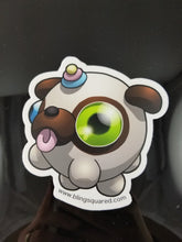 Load image into Gallery viewer, Will Pug-a-corn Sticker