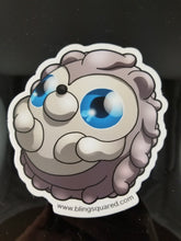 Load image into Gallery viewer, Kimberly Hedgehog Sticker