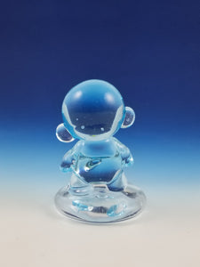 Invisible Munny Hand Sculpted Glass Figure