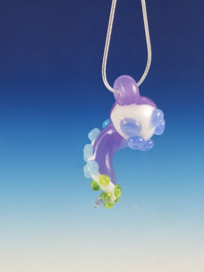 Jelly Bean Tentacle Pendant