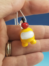 Load image into Gallery viewer, Yellow is Suss Glass Pendant