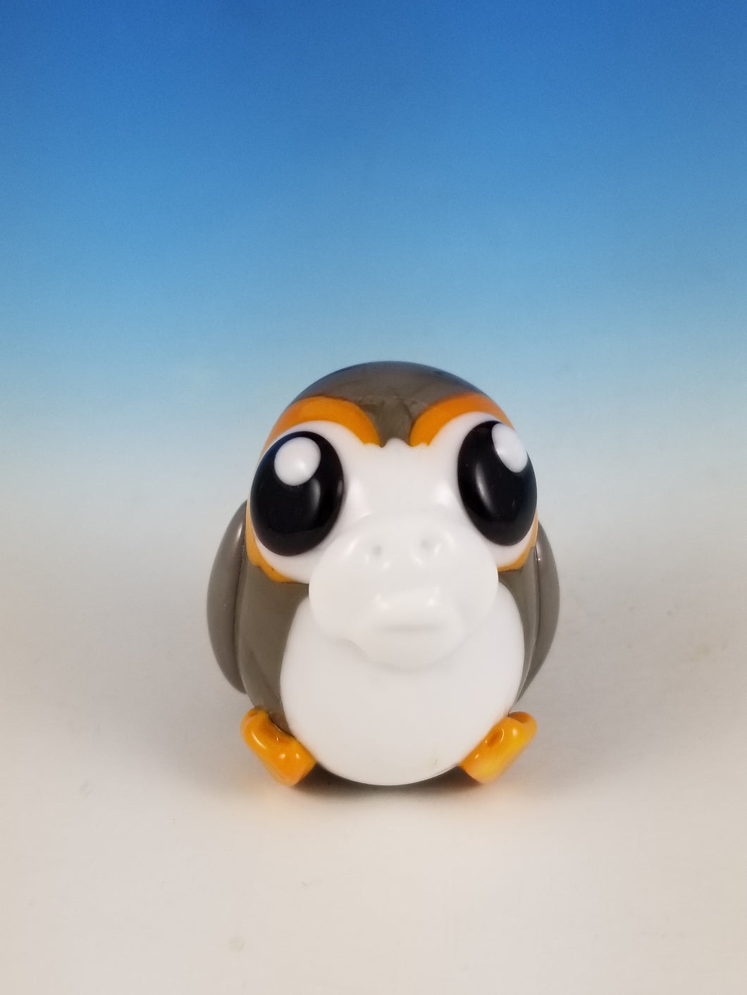 Porg Glass figure