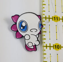 Load image into Gallery viewer, Axel Axolotl Enamel Pin