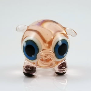 2020 Vision Cecil Piggie Hand Sculpted Glass Figure
