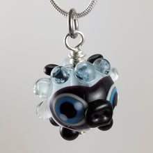 Load image into Gallery viewer, 2020 Vision Dolly Lamb Hand Sculpted Glass Pendant