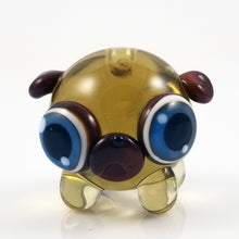 Load image into Gallery viewer, 2020 Vision Georgia Pug Hand Sculpted Glass Figure