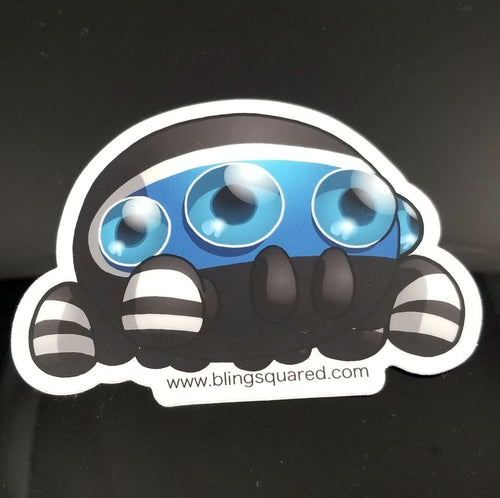Jumpsie Spider Sticker