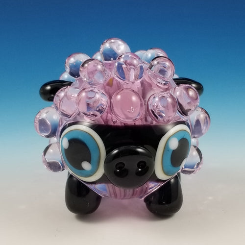 Millefiori Implosion Dolly Sheep - Pink Sakura
