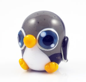 2020 Vision Pippin Penguin Hand Sculpted Glass Figure