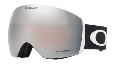 Oakley Flight Deck Matte Black Prizm Black Iridium Goggles 2020