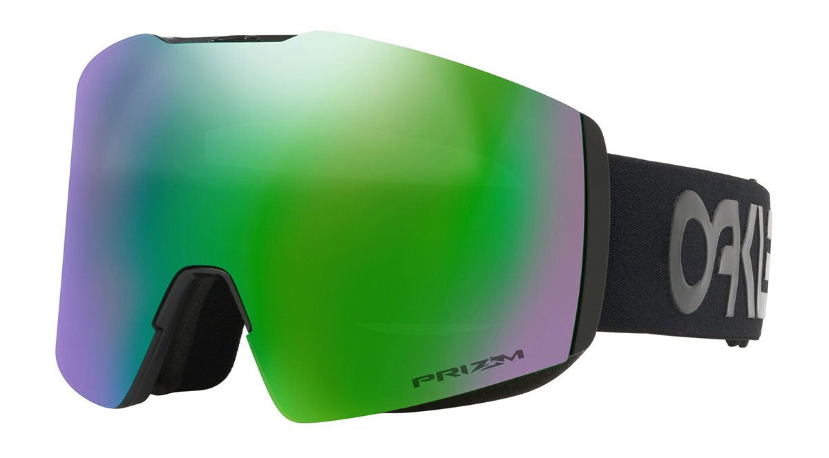 Oakley Fall Line XL Factory Pilot Blackout Prizm Jade Goggles