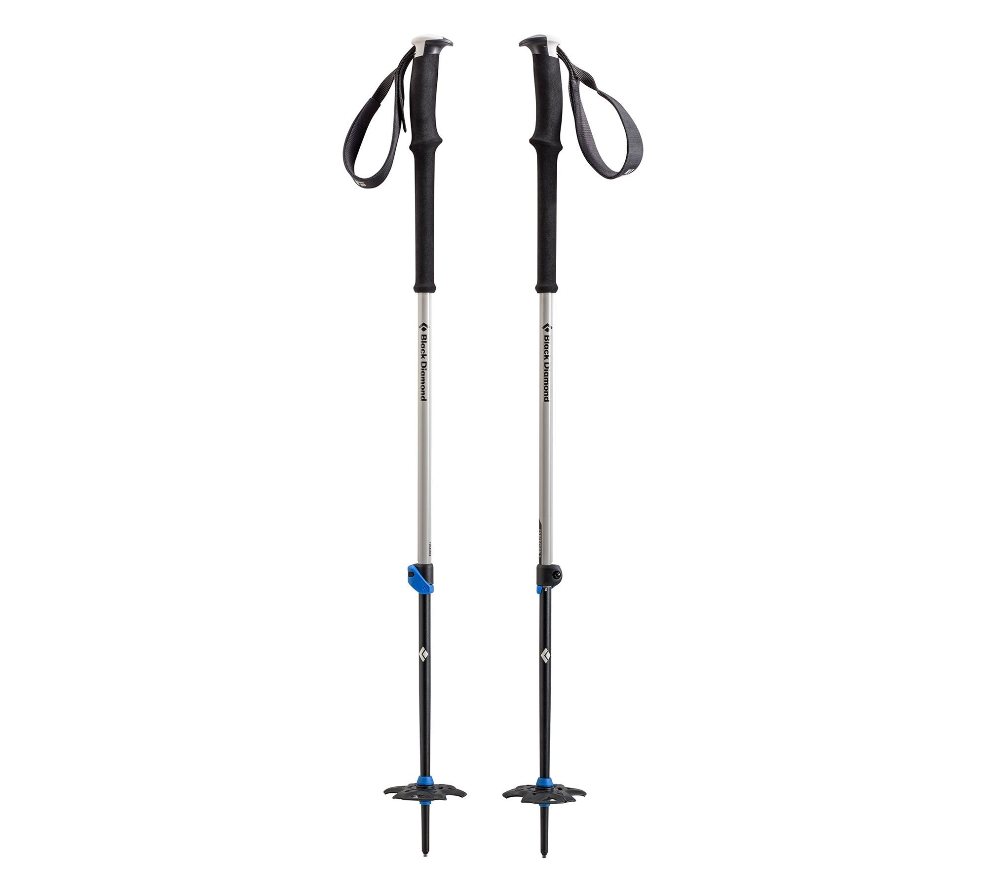 Black Diamond Expedition 2 Pro Ski Poles