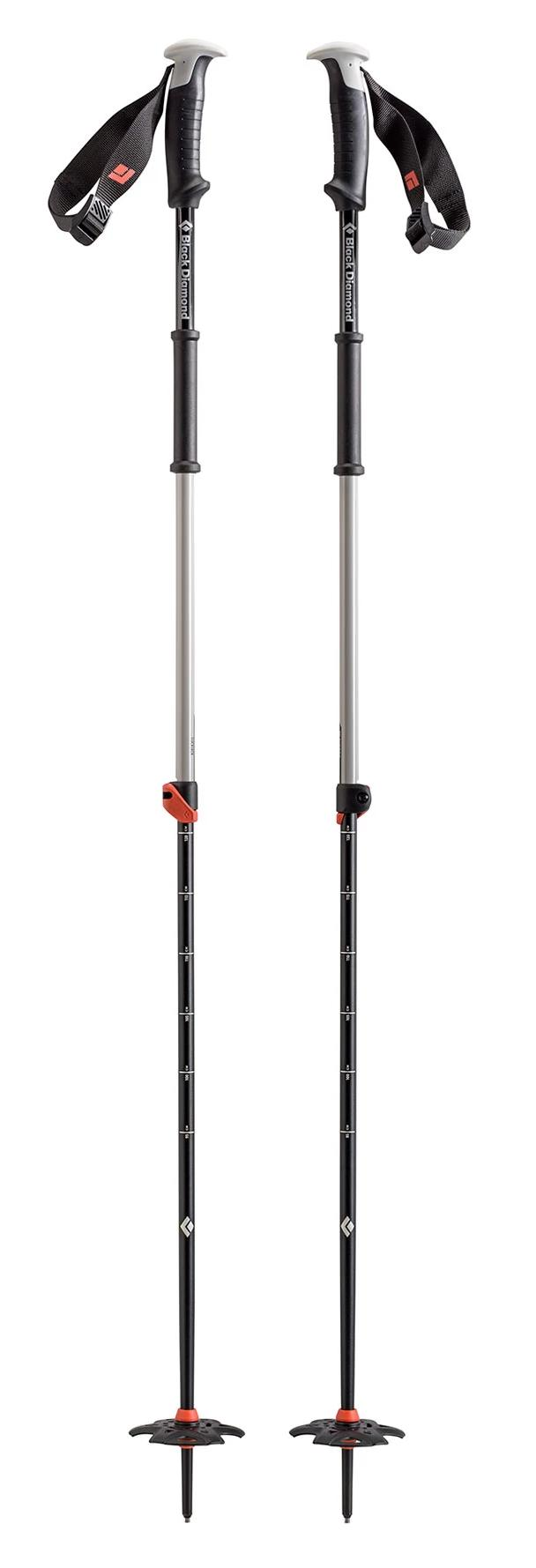Black Diamond Traverse Ski Poles 2020